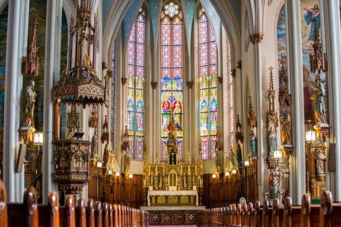 Tempat Ziarah Santo Yosef, Detroit