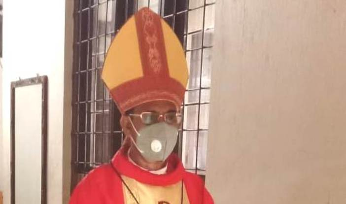Mgr Dominikus Saku
