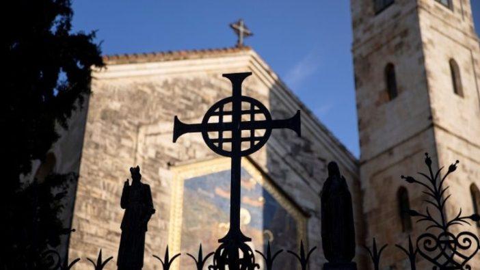 Gereja Kunjungan (Maria kepada Elisabeth) di Yerusalem