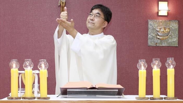 Foto milik Pastor Min Seo Park