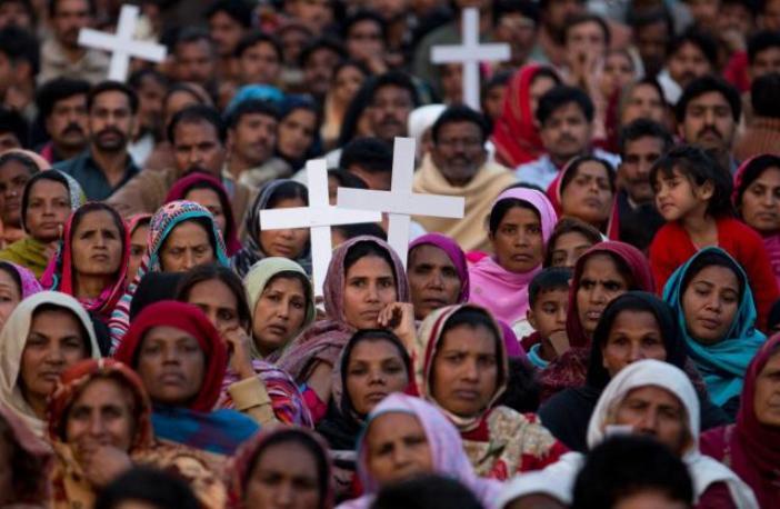 Umat Kristen Pakistan
